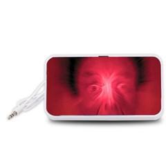 Scream Portable Speaker (White)