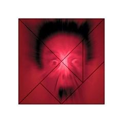 Scream Acrylic Tangram Puzzle (4  x 4 )