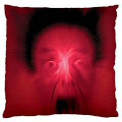 Scream Large Flano Cushion Cases (Two Sides)
