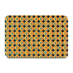 Symbols Pattern Plate Mats
