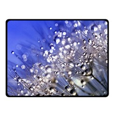 Dandelion 2015 0704 Fleece Blanket (small)