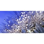 Dandelion 2015 0704 Merry Xmas 3D Greeting Card (8x4)  Front