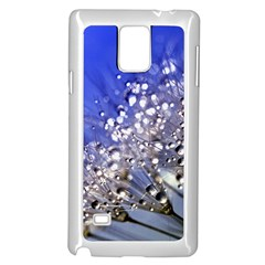 Dandelion 2015 0704 Samsung Galaxy Note 4 Case (White)