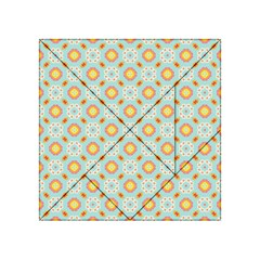 Cute Seamless Tile Pattern Gifts Acrylic Tangram Puzzle (4  x 4 )