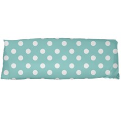 Blue And White Polka Dots Body Pillow Cases Dakimakura (Two Sides)