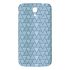 Geo Fun 7 Light Blue Samsung Galaxy Mega I9200 Hardshell Back Case