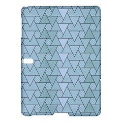 Geo Fun 7 Light Blue Samsung Galaxy Tab S (10 5 ) Hardshell Case