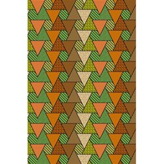 Geo Fun 7 Warm Autumn  5 5  X 8 5  Notebooks