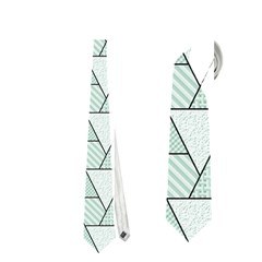 Geo Fun 7 Neckties (Two Side)