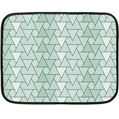 Geo Fun 7 Fleece Blanket (Mini)