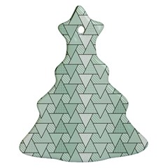 Geo Fun 7 Ornament (Christmas Tree)