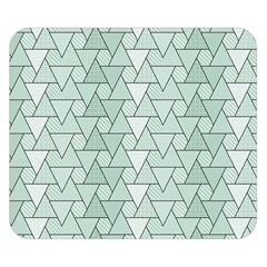 Geo Fun 7 Double Sided Flano Blanket (small)