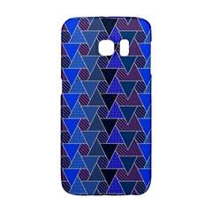 Geo Fun 7 Inky Blue Galaxy S6 Edge
