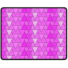 Geo Fun 7 Fleece Blanket (medium)