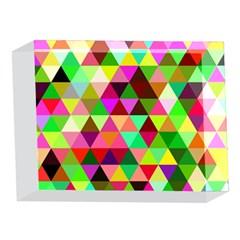 Geo Fun 07 5 x 7  Acrylic Photo Blocks
