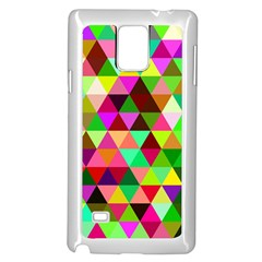 Geo Fun 07 Samsung Galaxy Note 4 Case (White)