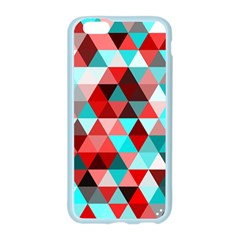 Geo Fun 07 Red Apple Seamless iPhone 6 Case (Color)