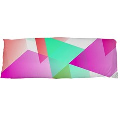 Geometric 03 Pink Body Pillow Cases Dakimakura (Two Sides)