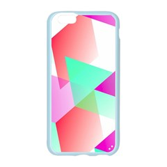 Geometric 03 Pink Apple Seamless iPhone 6 Case (Color)