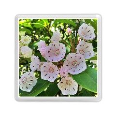 Amazing Garden Flowers 35 Memory Card Reader (Square)