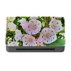 Amazing Garden Flowers 35 Memory Card Reader with CF
