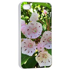 Amazing Garden Flowers 35 Apple iPhone 4/4s Seamless Case (White)