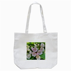 Amazing Garden Flowers 35 Tote Bag (white)