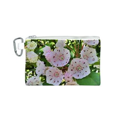 Amazing Garden Flowers 35 Canvas Cosmetic Bag (S)