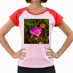 Amazing Garden Flowers 24 Women s Cap Sleeve T-Shirt