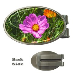 Amazing Garden Flowers 24 Money Clips (oval)