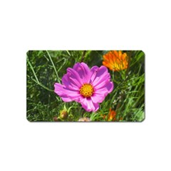 Amazing Garden Flowers 24 Magnet (name Card)