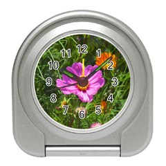 Amazing Garden Flowers 24 Travel Alarm Clocks