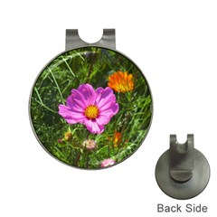 Amazing Garden Flowers 24 Hat Clips With Golf Markers
