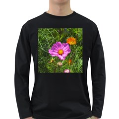 Amazing Garden Flowers 24 Long Sleeve Dark T Shirts
