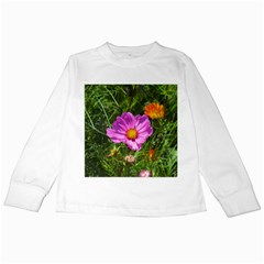 Amazing Garden Flowers 24 Kids Long Sleeve T-Shirts