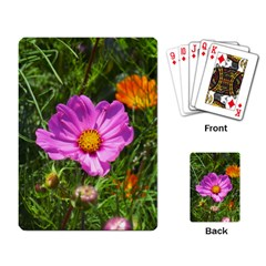 Amazing Garden Flowers 24 Playing Card