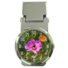 Amazing Garden Flowers 24 Money Clip Watches