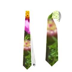 Amazing Garden Flowers 24 Neckties (one Side)