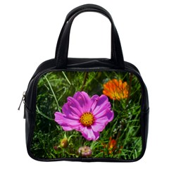 Amazing Garden Flowers 24 Classic Handbags (one Side)