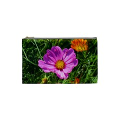 Amazing Garden Flowers 24 Cosmetic Bag (small)