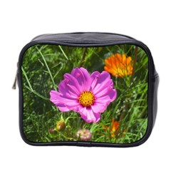 Amazing Garden Flowers 24 Mini Toiletries Bag 2 Side