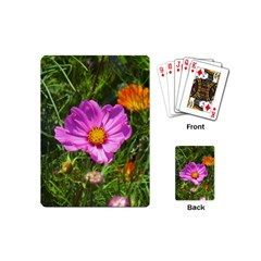 Amazing Garden Flowers 24 Playing Cards (mini)