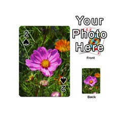 Amazing Garden Flowers 24 Playing Cards 54 (Mini)