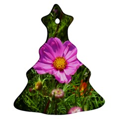 Amazing Garden Flowers 24 Christmas Tree Ornament (2 Sides)