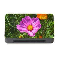 Amazing Garden Flowers 24 Memory Card Reader with CF