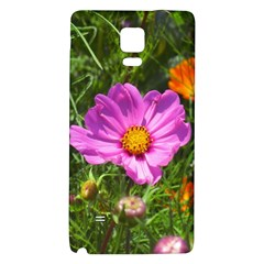 Amazing Garden Flowers 24 Galaxy Note 4 Back Case