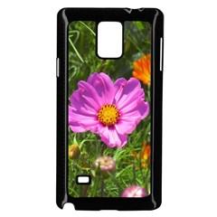 Amazing Garden Flowers 24 Samsung Galaxy Note 4 Case (black)
