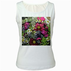 Amazing Garden Flowers 21 Women s Tank Tops