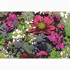 Amazing Garden Flowers 21 Collage 12  x 18