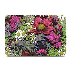 Amazing Garden Flowers 21 Plate Mats